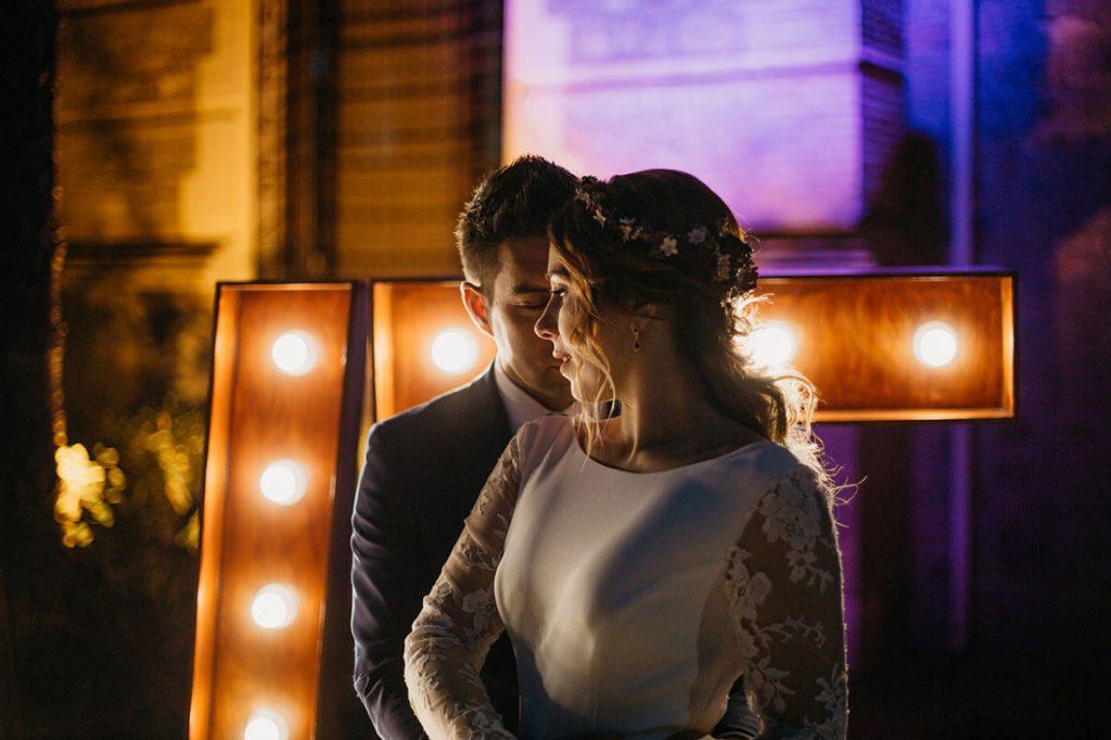 Cartel LOVE para bodas