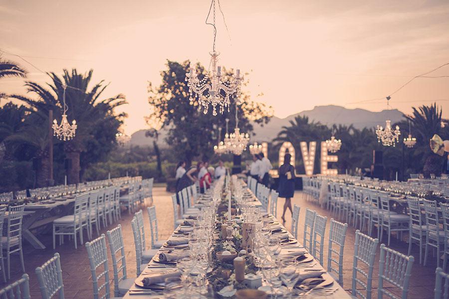 fincas bodas Camino Viejo Benidorm convite