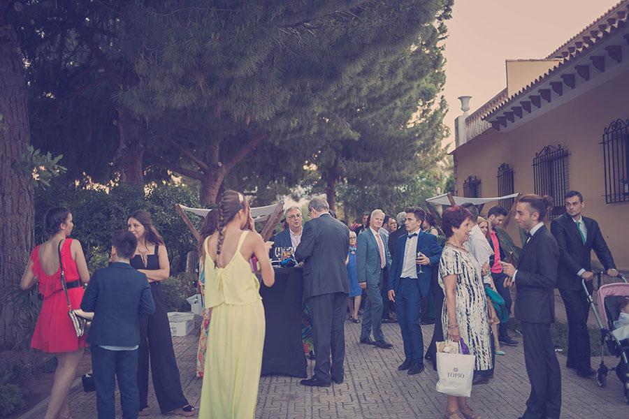 fincas bodas Camino Viejo Benidorm recepción