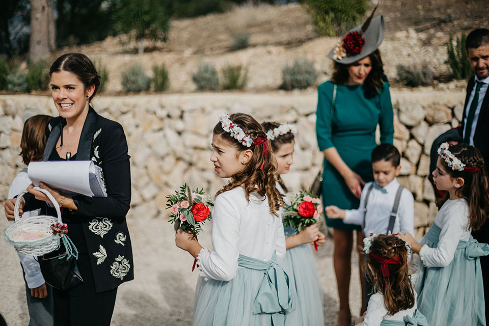 boda Alicante