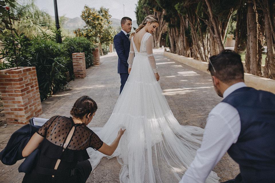 boda Valencia novios